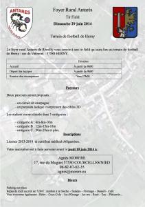 Tir Field - Antarès - Herny -29-06-14